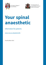 Your Spinal Anaesthetic